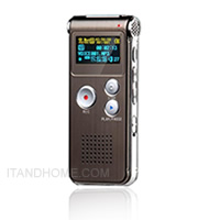 Digital Voice Recorder Sound Recorder/MP3 Recorder MP3 Player DSR0005