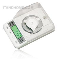 50g x 0.001g Digital Electronic Jewelry Diamond Gem Carat Scale DIC0022