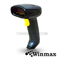 Barcode Scanner Laser Winmax-PBS07-B (Black Color)