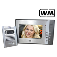 Video door phone �մ��ʹ���⿹-�Թ������ 7 ���� WM-701 WM-701