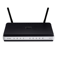 ตัวส่งสัญญาณ Wireless Router 300Mbps D-link DIR-615 Rounter-02